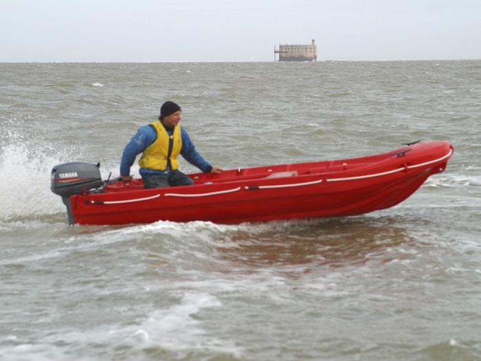 instructeur boot Secu 12